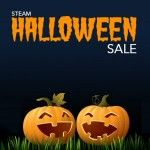 Steam Halloween