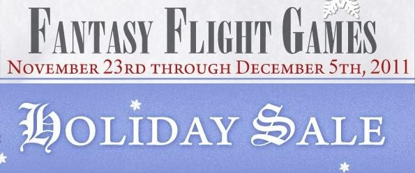 FFG Holiday Sale