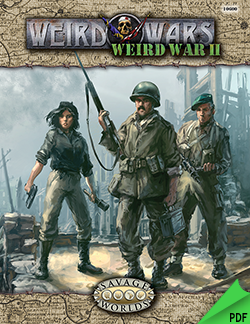Weird War II