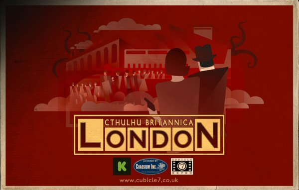 Cthulhu Britannica: London