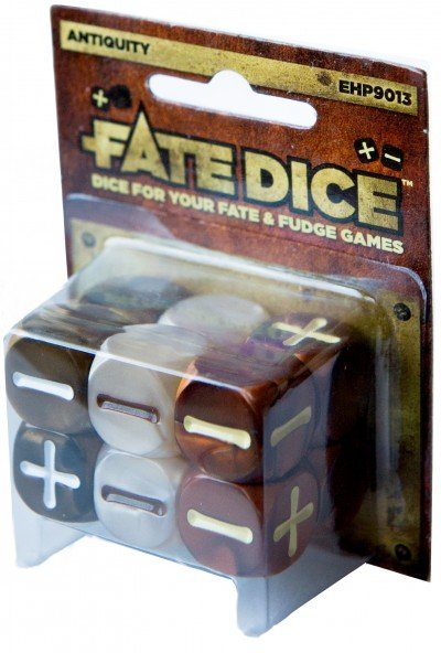 FATE Antiquity Dice