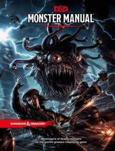 DnD Next Monster Manual