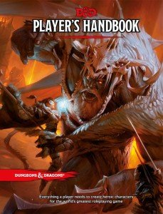 DnD Next PHB