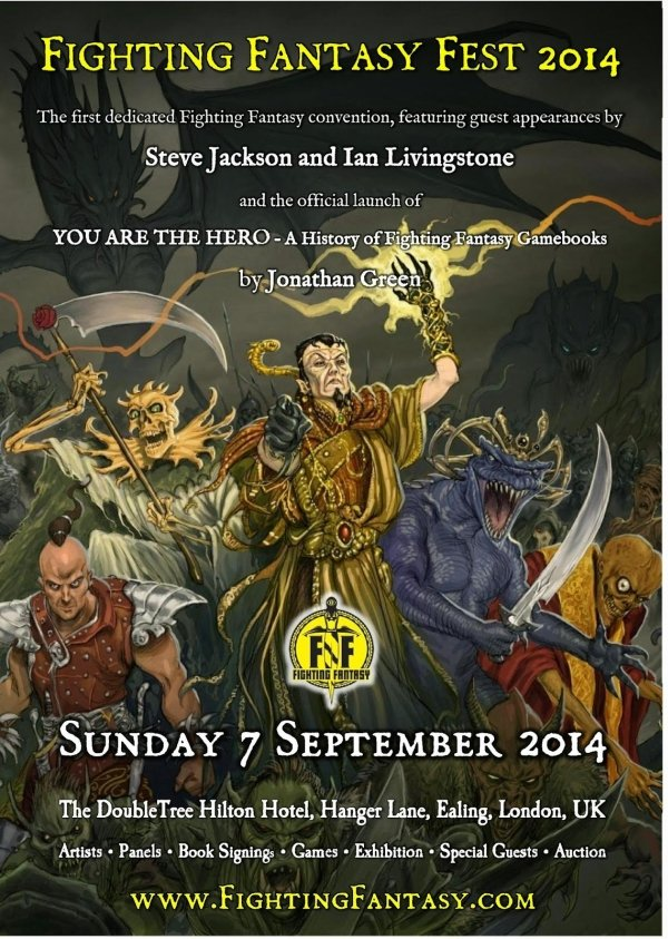 Fighting Fantasy Fest