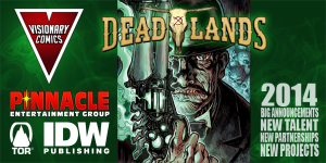 Deadlands Comics