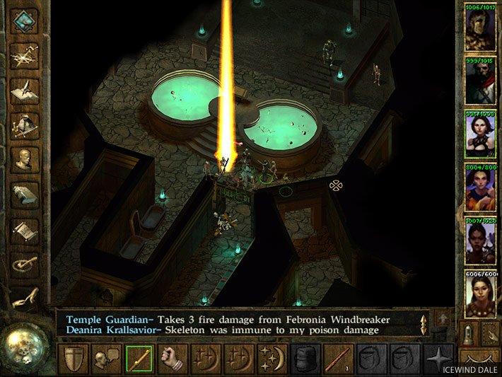 CRPG Icewind Dale