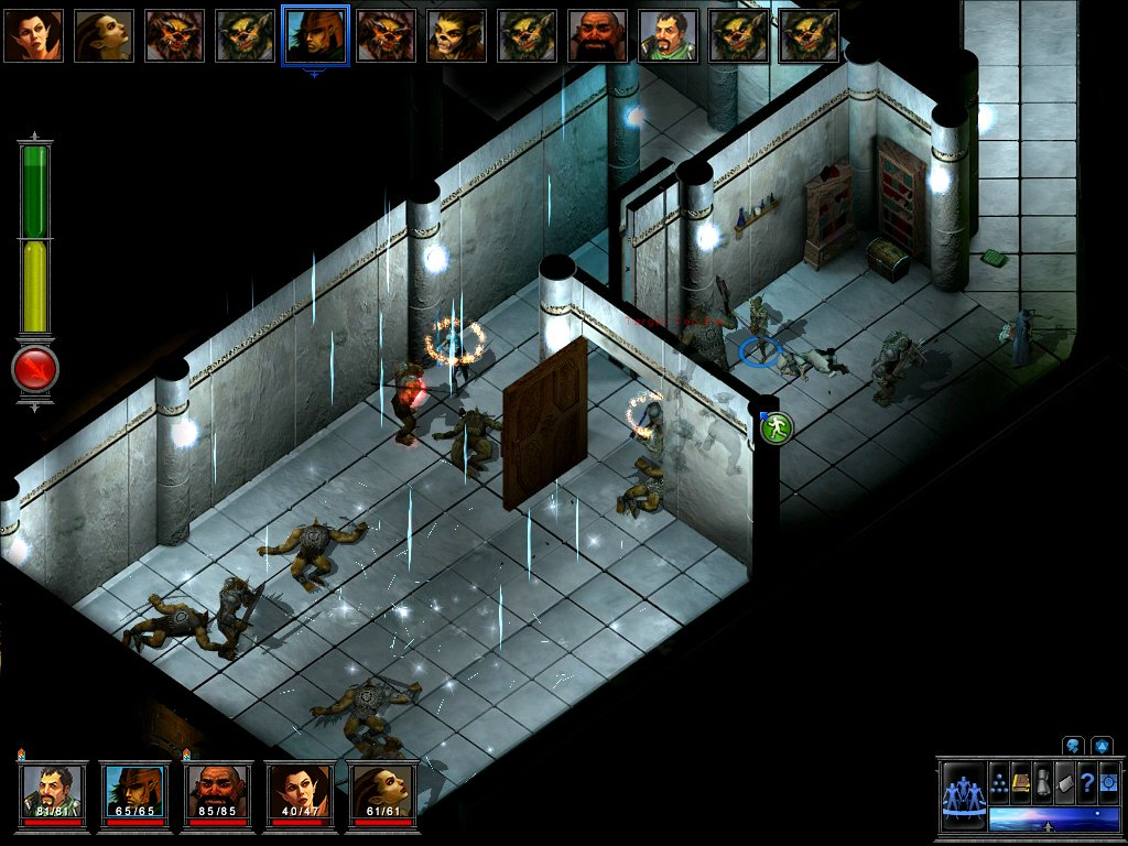 CRPG Temple of Elemental Evil