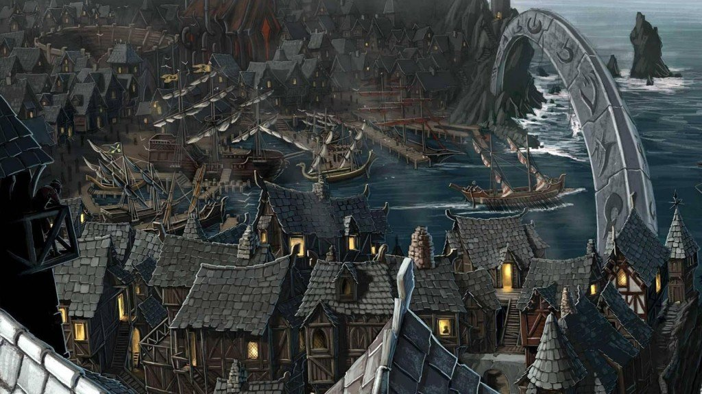 Pathfinder Port