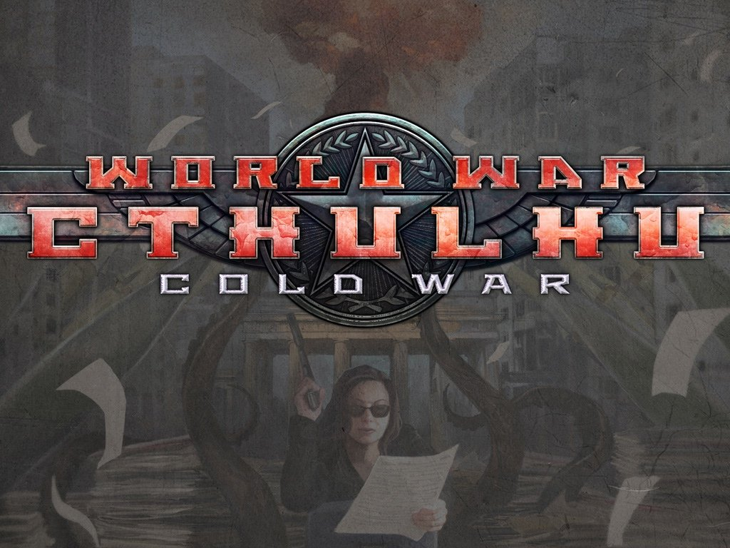 World War Cthulhu Cold War