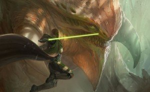 Star Wars Force and Destiny - Keeping the Peace