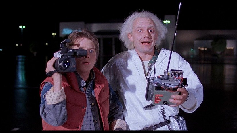 BttF Great Scott
