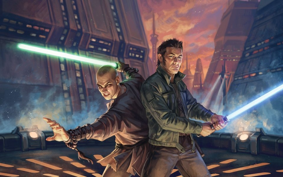 FFG Star Wars RPG erő