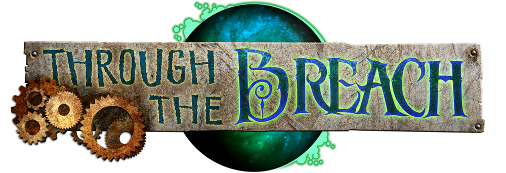 Through The Breach logo