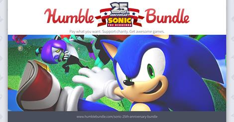 Humble Sonic Bundle