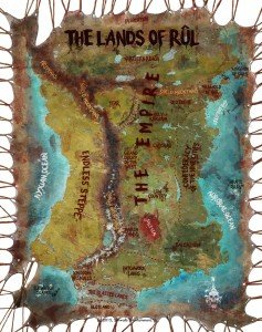 SotDL The Lands of Rul