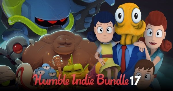 Humble Iindie Bundle 17