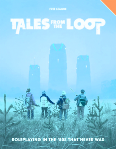 Tales From The Loop borító