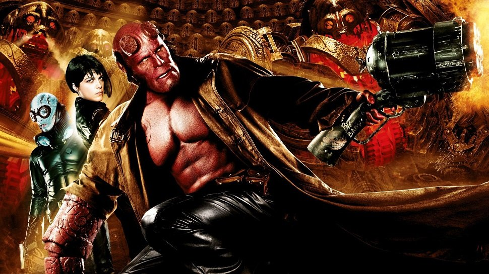 Guillermo del Toro Says HELLBOY 3 is Definitely Not Happening