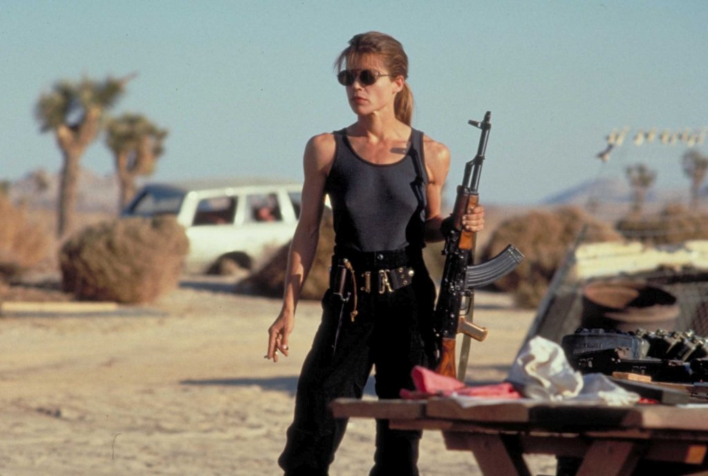 Sarah Connor Terminato 2