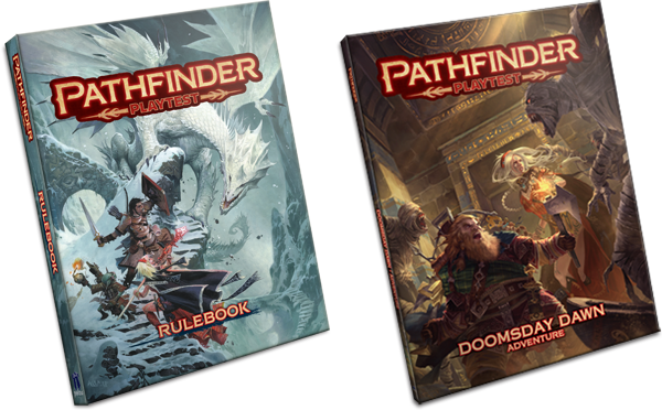 Pathfinder 2e Books