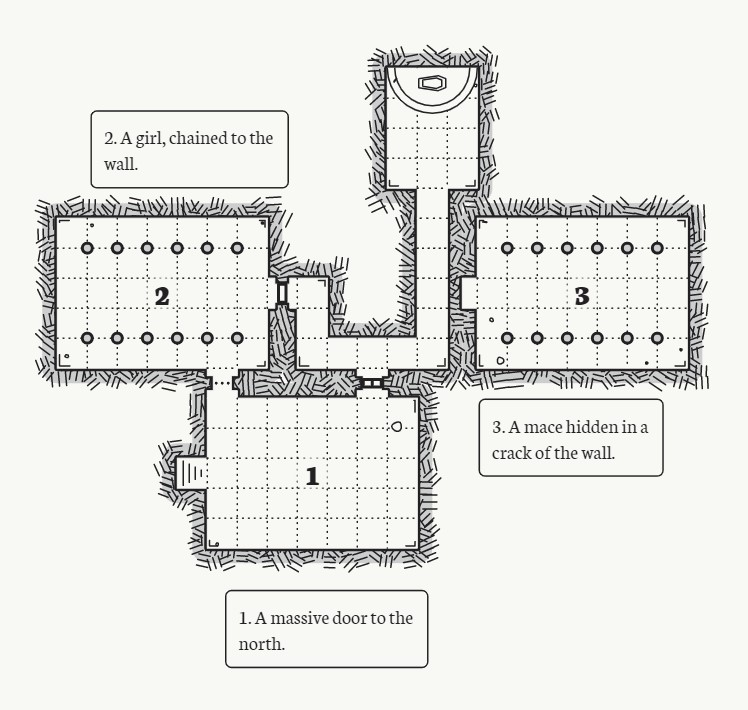 One Page Dungeon