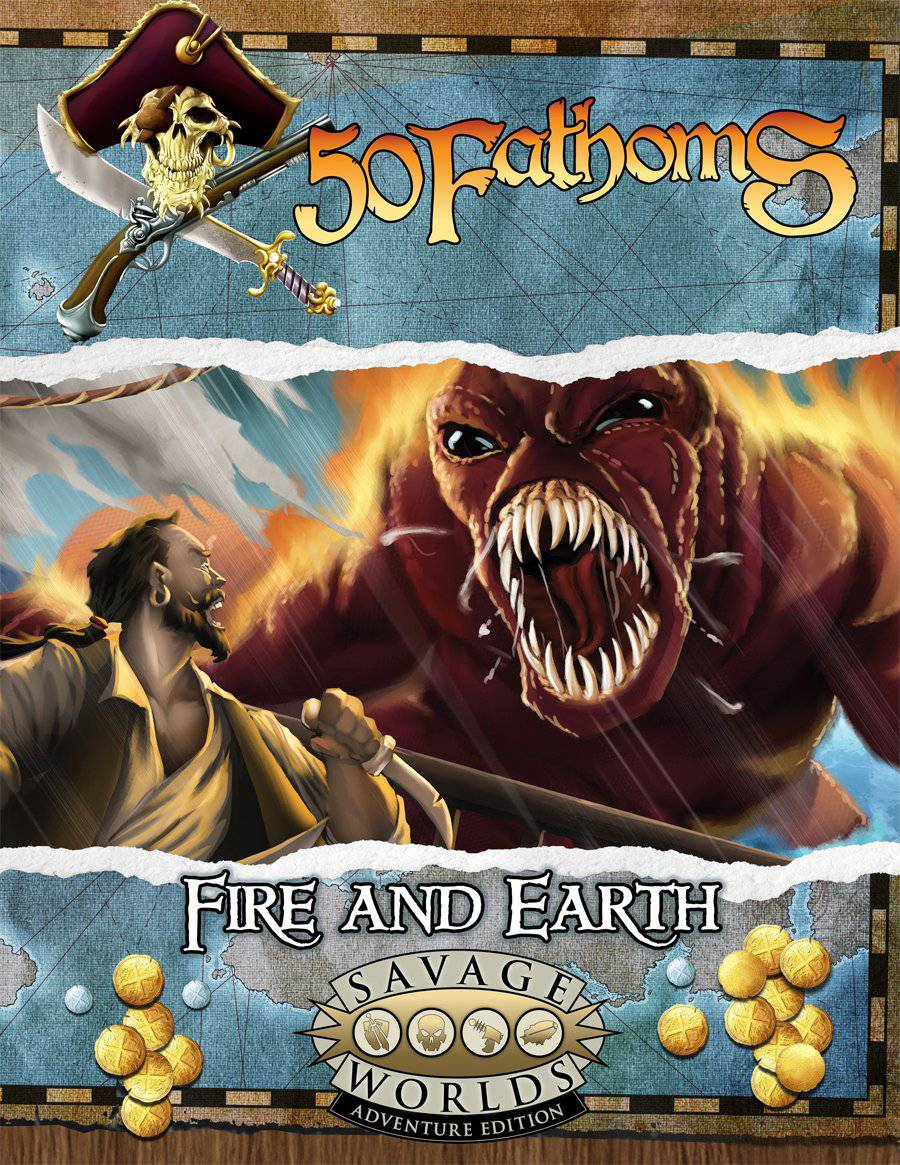 50 Fathoms - Fire and Earth